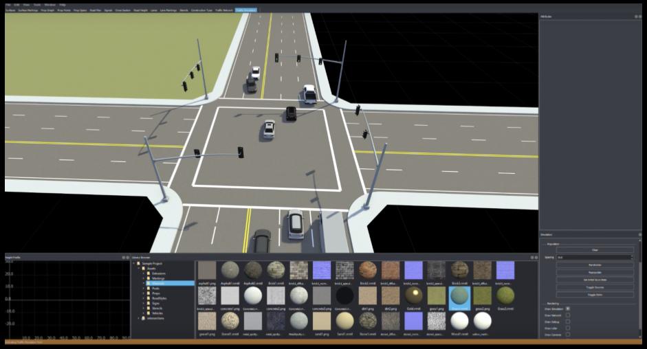 CARLA 0 9 1: Vehicle navigation, new waypoint-based API