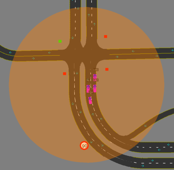 CARLA 0 9 3: No-rendering mode, pedestrians control and new towns